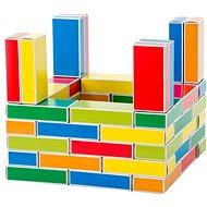 Buntbox Barevné kostky - Stavebnice