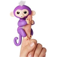 Happy Monkey fialová