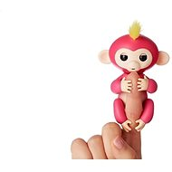 Happy Monkey růžová