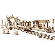 Ugears Tramvajová linka - Dřevěná stavebnice