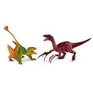 Schleich 41425 Sada Dimorphodon a Therizinosaurus malí - Herní set