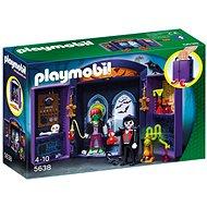 Playmobil 5638 Box na hraní Strašidelný hrad - Stavebnice