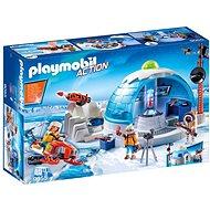 Playmobil 9055 Obydlí polární expedice - Stavebnice