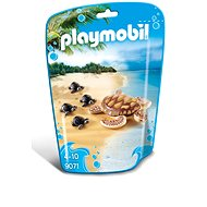 Playmobil 9071 Vodní želva s mládětem - Stavebnice