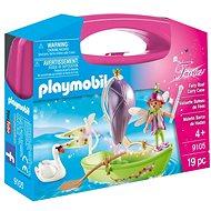 Playmobil 9105 Přenosný box Víla na loďce - Stavebnice