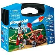 Playmobil 9106 Přenosný box - Rytíř s katapultem - Stavebnice