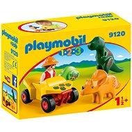 Playmobil 9120 Lovec dinosaurů - Stavebnice