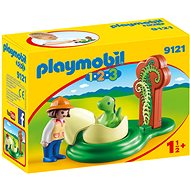 Playmobil 9121 Dinosauří vejce - Stavebnice