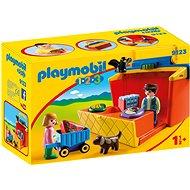 Playmobil 9123 Přenosný stánek - Stavebnice