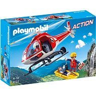 Playmobil 9127 Helikoptéra horských záchranářů - Stavebnice