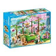 Playmobil 9132 Kouzelný les s vílami - Stavebnice