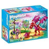 Playmobil Drak s mládětem - Stavebnice