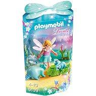 Playmobil 9139 Víla a její přátelé - Mývalové - Stavebnice