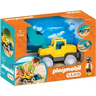 Playmobil 9145 Bagr - Stavebnice
