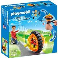 Playmobil 9203 Speed Roller Orange - Stavebnice