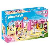 Playmobil 9226 Prodejna svatebních šatů a salón - Stavebnice