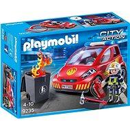 Playmobil 9235 Hasičské zásahové vozidlo - Stavebnice