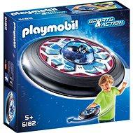 Playmobil 6182 Super létající talíř s mimozemšťanem - Stavebnice