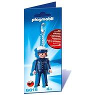Playmobil 6615 Přívěsek na klíče Policista - Stavebnice