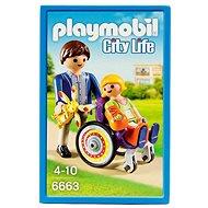 Playmobil 6663 Dítě na vozíku - Stavebnice