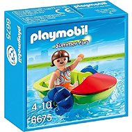 Playmobil 6675 Šlapadlo - Stavebnice