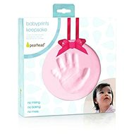 Pearhead Otisk ručičky růžový - Dětská sada