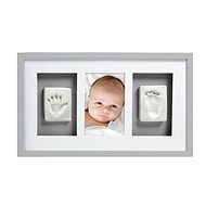 Pearhead Three-frame for wall imprint, gray - Print Set