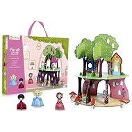 Avenue Mandarine Kartonový domeček pro víly - Kreativní hračka