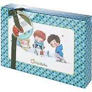 Společenská hra Avenue Mandarine Sada kuliček s překážkami pro kluky
