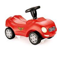 DOLU Závodní auto červené - Odrážedlo