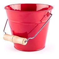 Woody Zahradní kyblík - červený - Kyblík