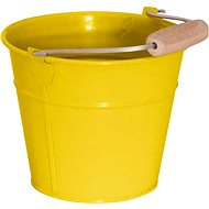 Woody Zahradní kyblík - žlutý - Kyblík