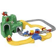 Little Tikes Autodráha se železnicí - Autodráha
