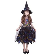 Čarodějnice barevná vel. M