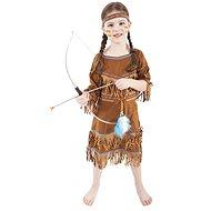 Indiánka vel. S - Dětský kostým