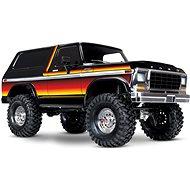 Traxxas TRX-4 Ford Bronco 1:10 TQi RTR oranžový - RC auto na dálkové ovládání