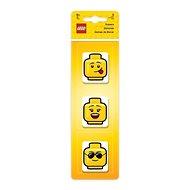 LEGO Iconic Hlavy - 3 ks