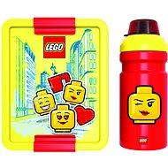 LEGO Iconic Girl svačinový set - Školní set
