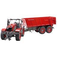Gearbox Farmářský traktor s vlečkou