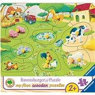 Ravensburger 036837 Malá farma  - Puzzle
