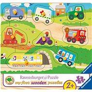 Ravensburger 036844 Velká auta  - Puzzle