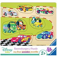 Ravensburger 036868 Disney Auta 3 rodina - Puzzle