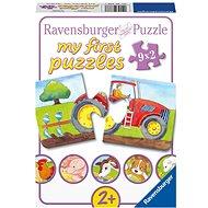 Ravensburger 073337 Na statku  - Puzzle