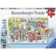 Ravensburger 78141 Hasiči  - Puzzle
