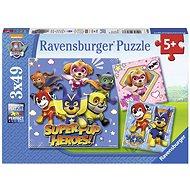 Ravensburger 80366 Tlapková Patrola  - Puzzle