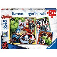 Ravensburger 80403 Disney Marvel Avengers  - Puzzle