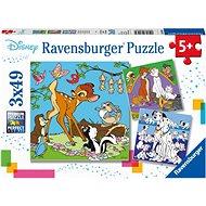 Ravensburger 80434 Disney kamarádi