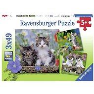 Ravensburger 80465 Koťátka  - Puzzle