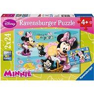 Ravensburger 88621 Disney Minnie Mouse  - Puzzle