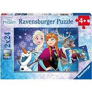 Ravensburger 90747 Disney Ledové království  - Puzzle
